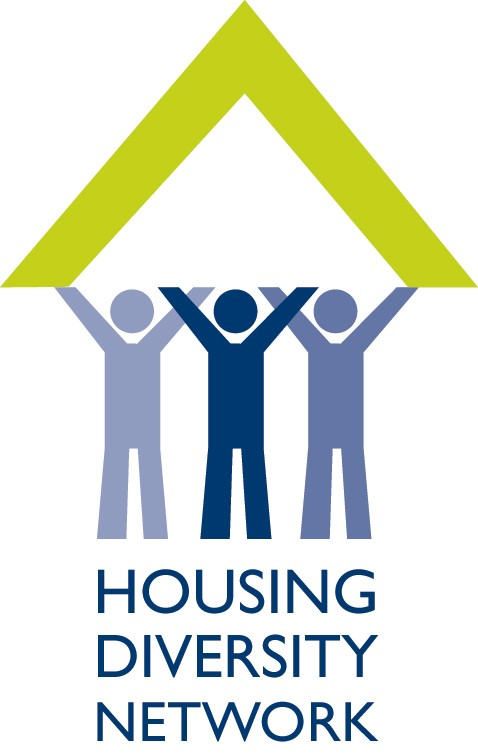 Housing Diversity Network Website Link and logo