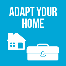 Link to adapt your home