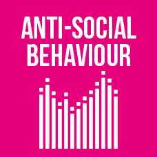 Link to anti-social behaviour pages