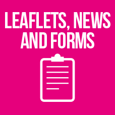 link to leaflets, news and forms