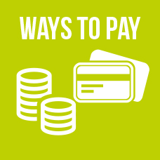 ways to pay button - link to the ways to pay page