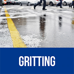 Link to information about gritting