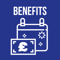 Benefits graphic image