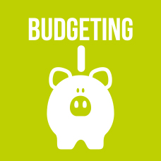 Link to the budgeting page