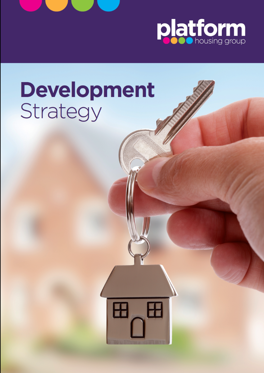 Click here to download a copy of our Development Strategy
