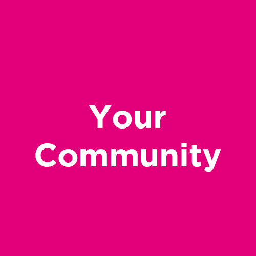 Click here to find out more about how Platform is or could be involved in Your Community - from helping to tackle ASB to organising community events, there's a lot going on!