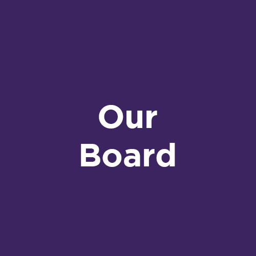 Click here to find out more about our Board