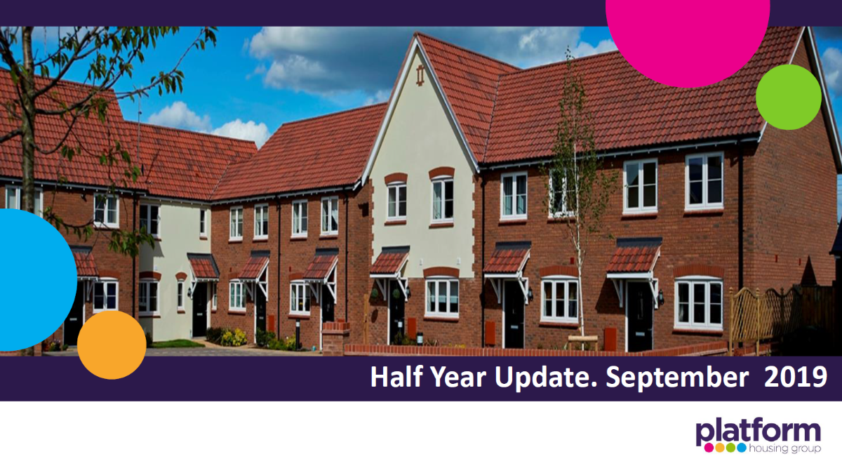 Click here to download a copy of our Half Yearly Update: September 2019